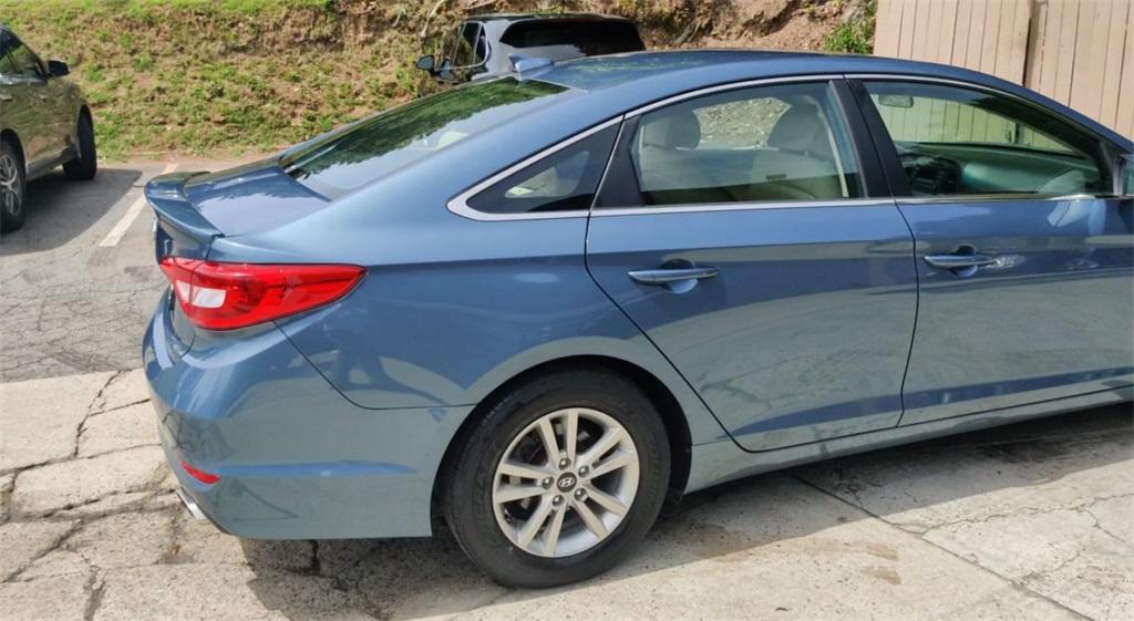 Used 2017 Hyundai Sonata Base | Sandy Springs, GA