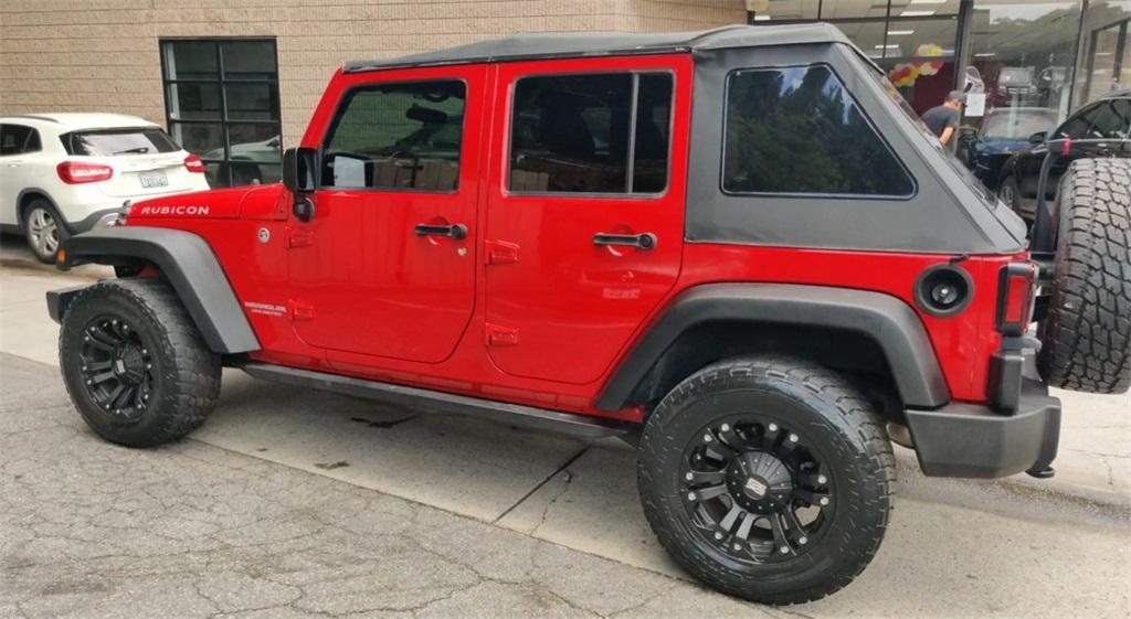Used 2012 Jeep Wrangler Unlimited Rubicon   Sandy Springs, GA