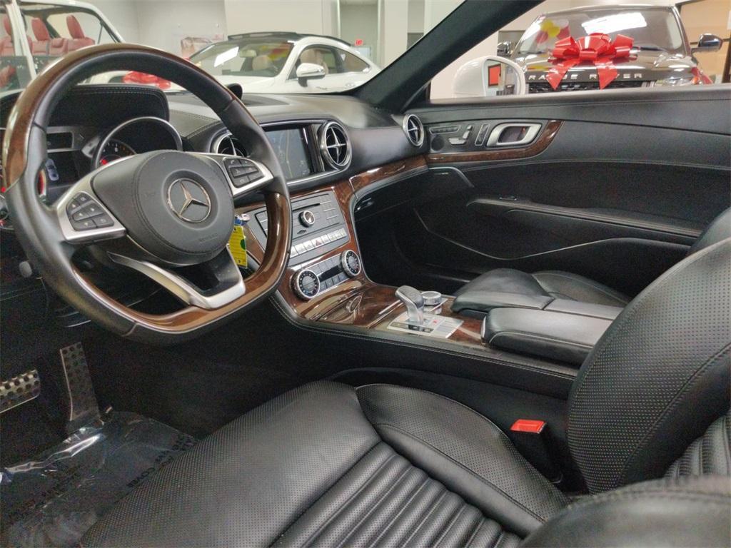 Used 2017 Mercedes-Benz SL-Class SL 550 | Sandy Springs, GA
