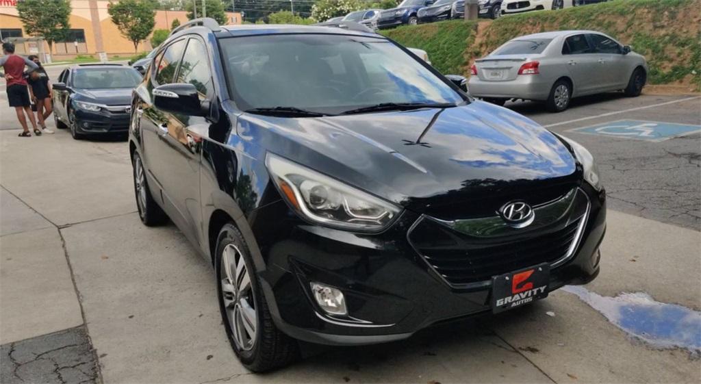 Used 2014 Hyundai Tucson Limited | Sandy Springs, GA