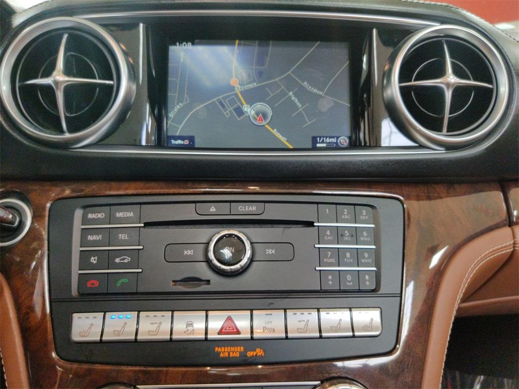 Used 2017 Mercedes-Benz SL-Class SL 550   Sandy Springs, GA