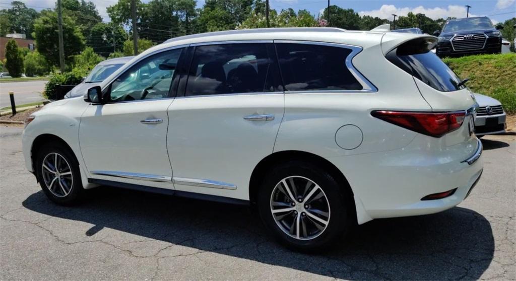 Used 2017 INFINITI QX60  | Sandy Springs, GA