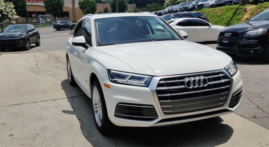 Used 2018 Audi Q5 2.0T Premium Plus | Sandy Springs, GA