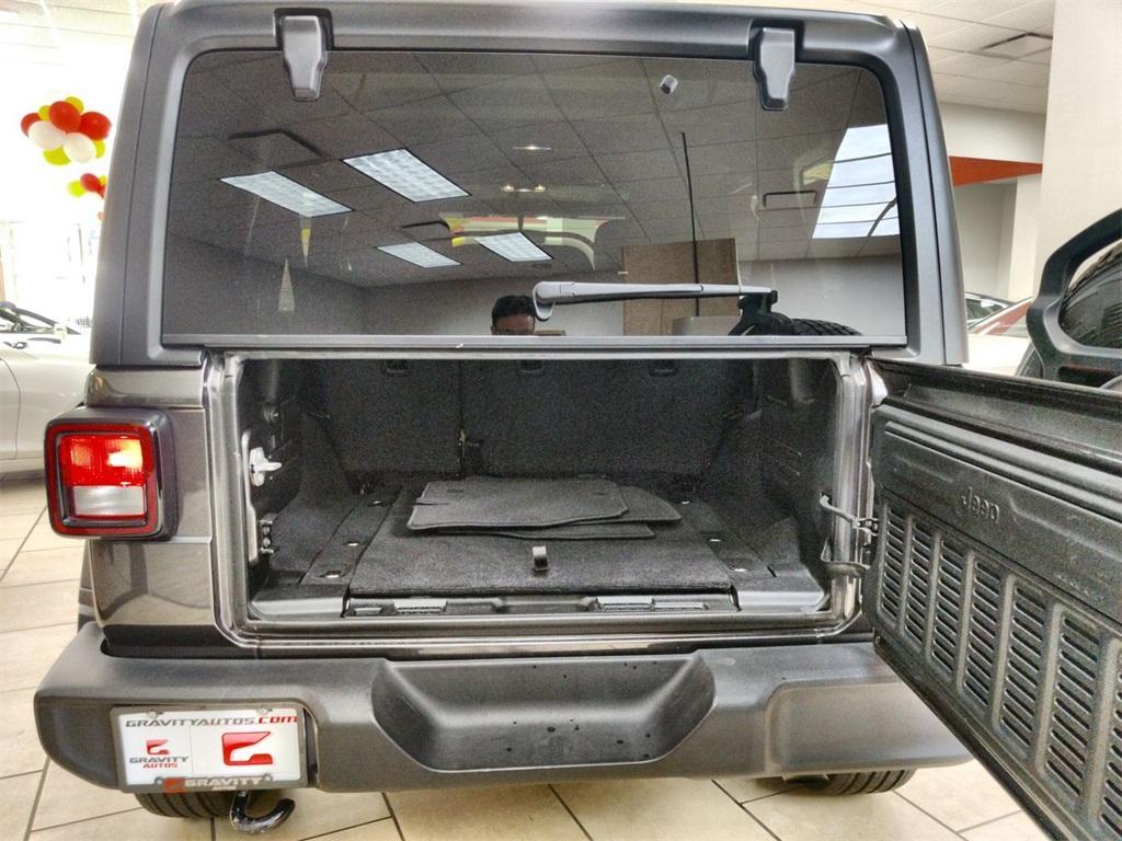 Used 2020 Jeep Wrangler Unlimited Sport | Sandy Springs, GA