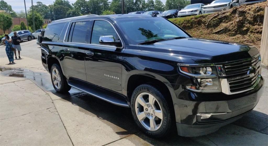 Used 2016 Chevrolet Suburban 1500 LTZ | Sandy Springs, GA
