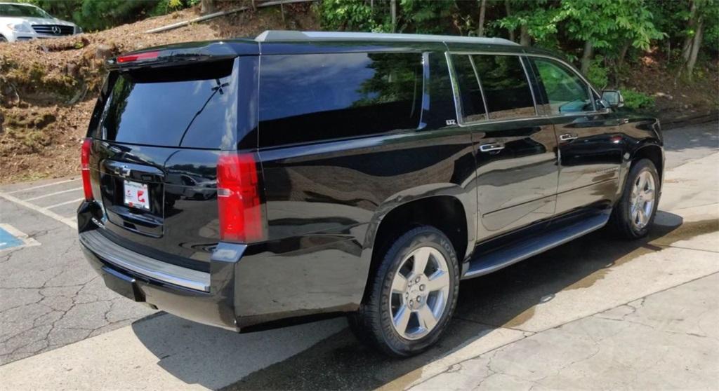 Used 2016 Chevrolet Suburban LTZ | Sandy Springs, GA