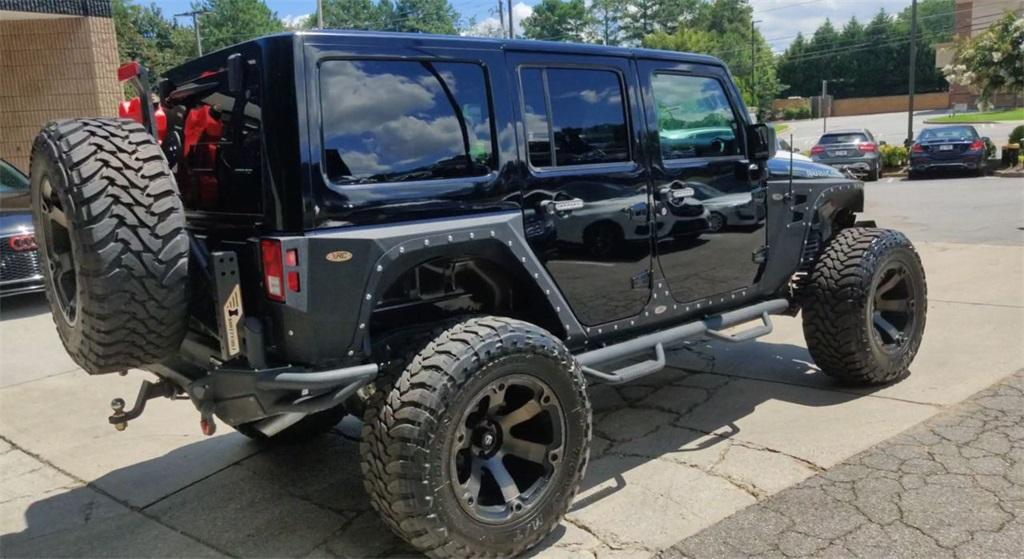Used 2015 Jeep Wrangler Unlimited Rubicon | Sandy Springs, GA