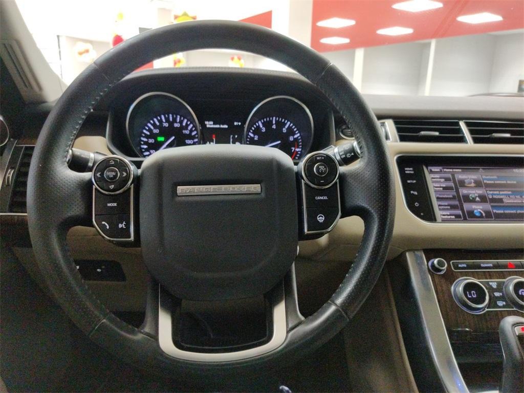 Used 2014 Land Rover Range Rover Sport 3.0L V6 Supercharged HSE | Sandy Springs, GA