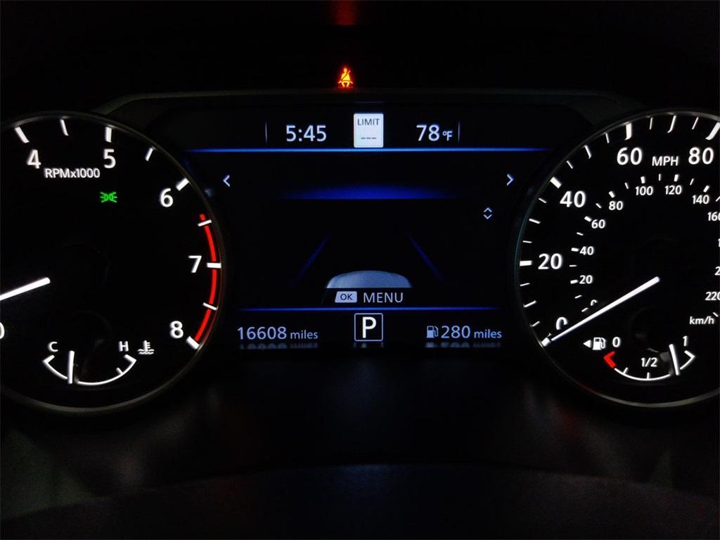 Used 2020 Nissan Altima 2.5 SL | Sandy Springs, GA