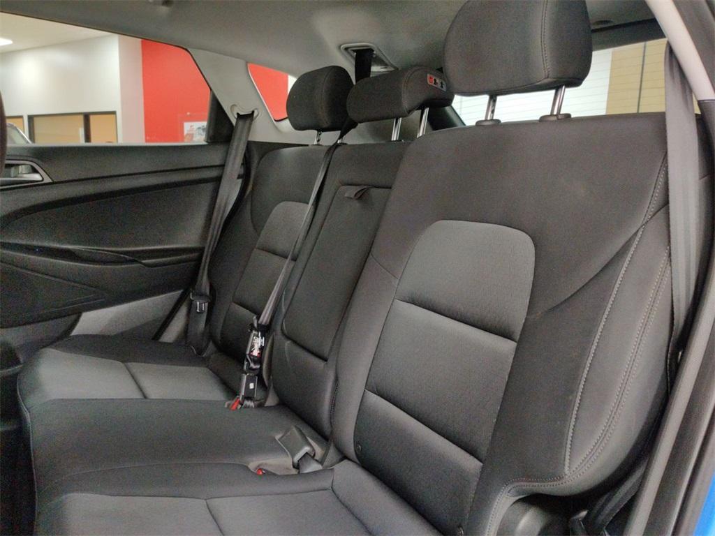 Used 2017 Hyundai Tucson SE | Sandy Springs, GA