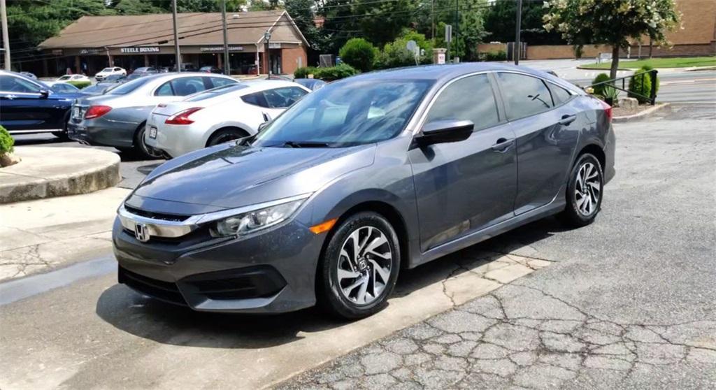 Used 2016 Honda Civic EX | Sandy Springs, GA
