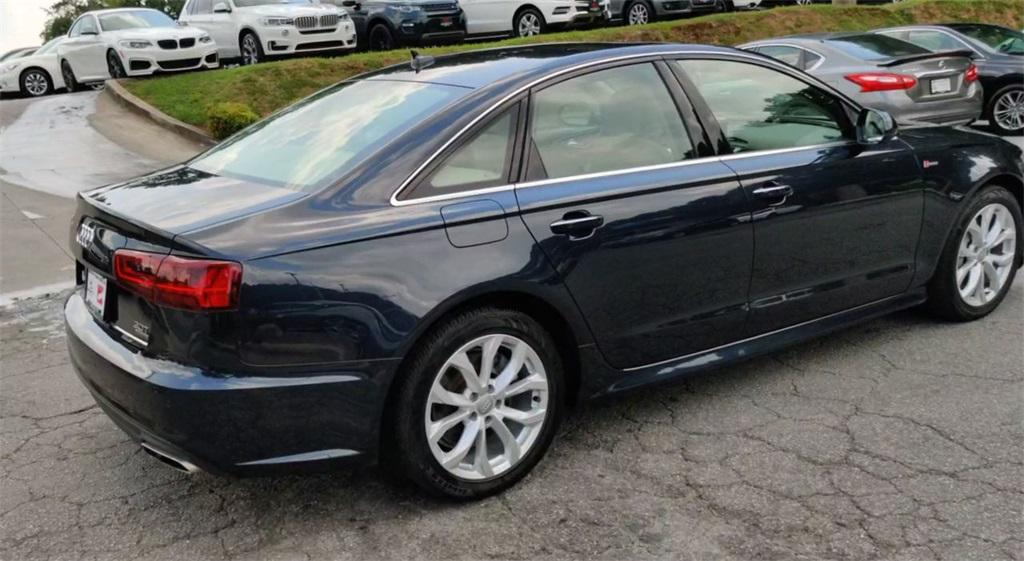 Used 2017 Audi A6 3.0T Premium Plus | Sandy Springs, GA