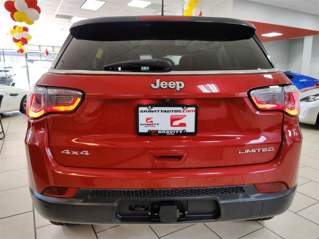 Used 2017 Jeep New Compass Limited | Sandy Springs, GA