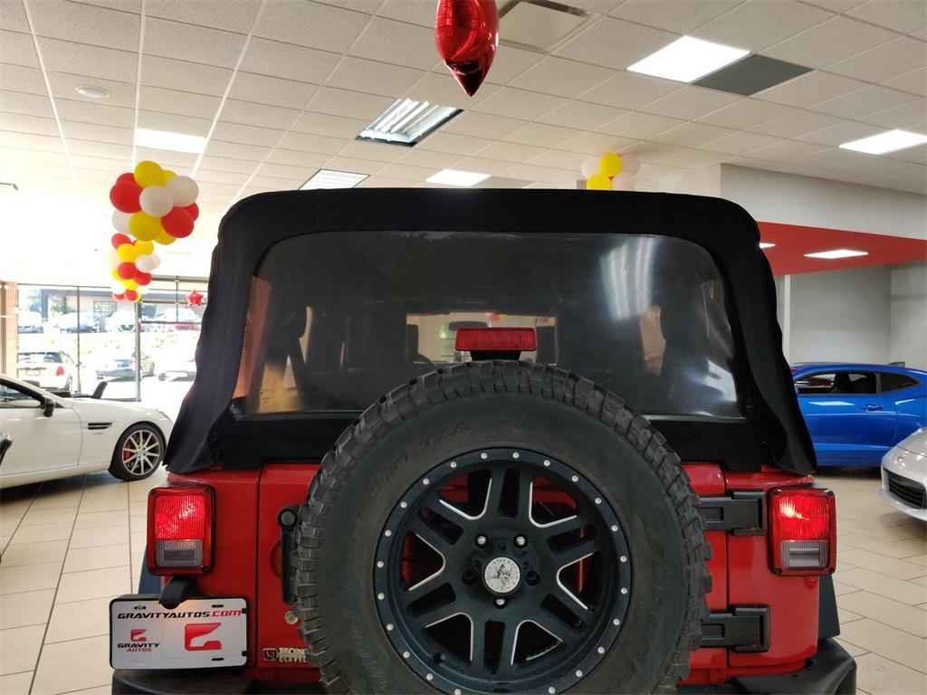 Used 2010 Jeep Wrangler Unlimited Sport | Sandy Springs, GA
