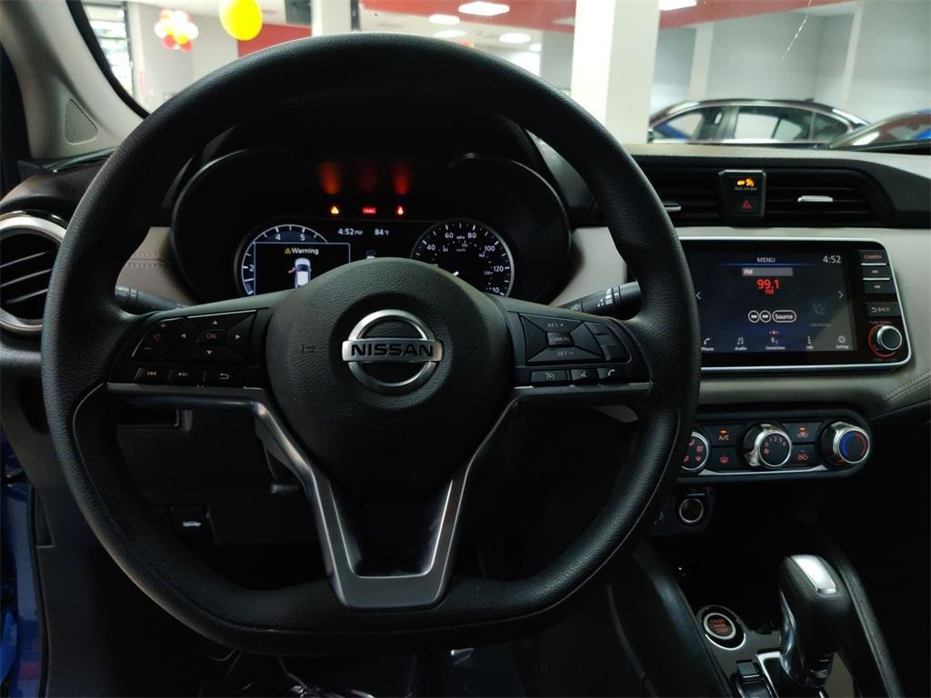 Used 2020 Nissan Versa 1.6 SV | Sandy Springs, GA
