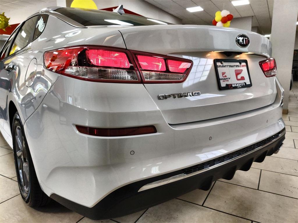 Used 2020 Kia Optima LX | Sandy Springs, GA