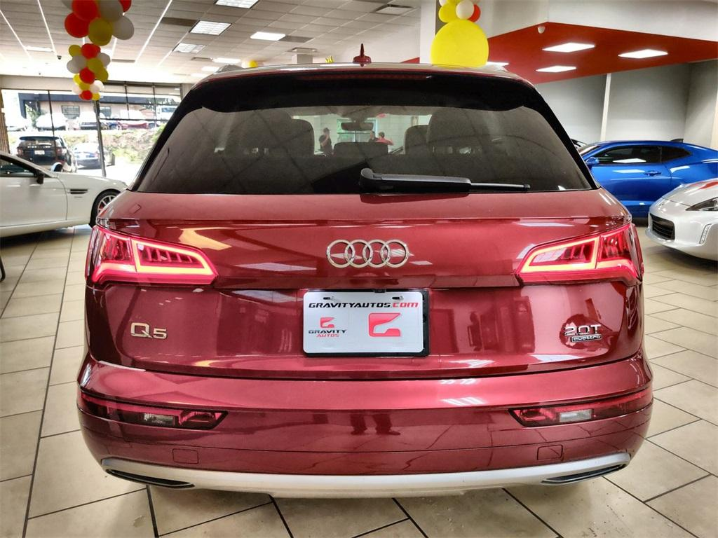Used 2018 Audi Q5 2.0T Premium | Sandy Springs, GA