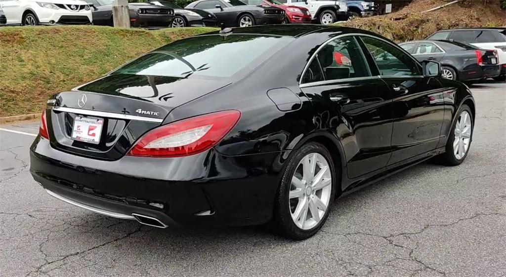 Used 2017 Mercedes-Benz CLS CLS 550 | Sandy Springs, GA