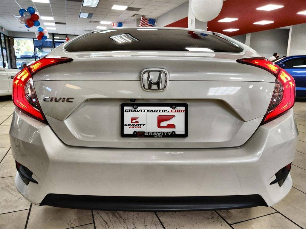Used 2016 Honda Civic EX | Sandy Springs, GA