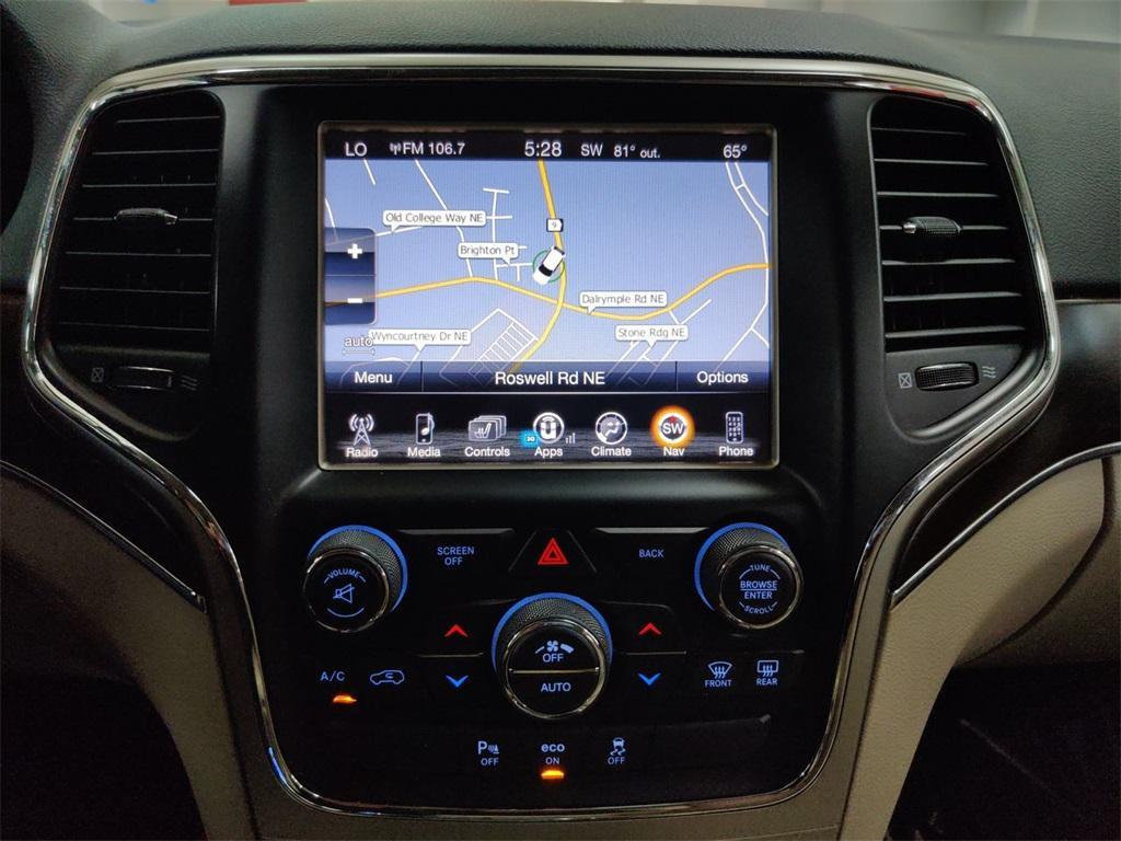 Used 2015 Jeep Grand Cherokee Limited | Sandy Springs, GA