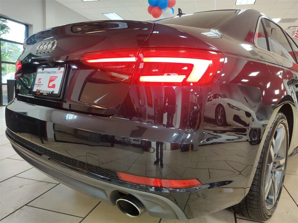 Used 2017 Audi A4 2.0T Premium Plus   Sandy Springs, GA