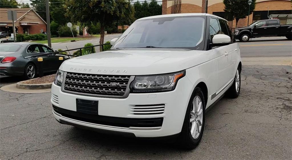 Used 2016 Land Rover Range Rover 3.0L V6 Turbocharged Diesel Td6 | Sandy Springs, GA