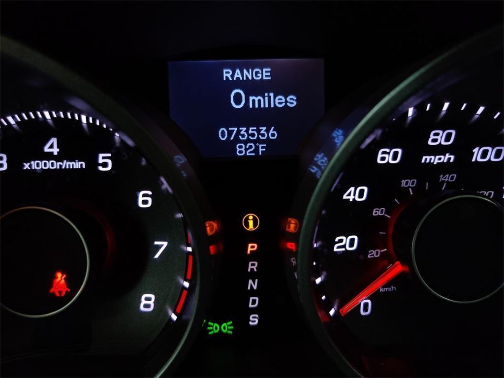 Used 2012 Acura TL 3.5   Sandy Springs, GA