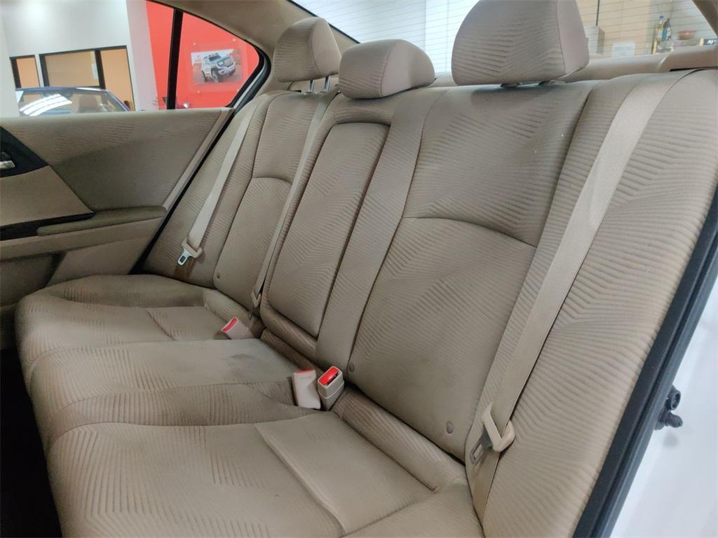 Used 2017 Honda Accord LX | Sandy Springs, GA