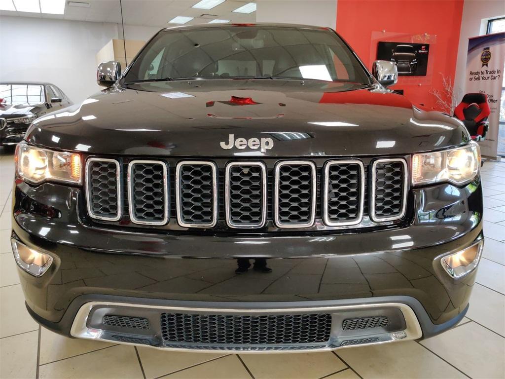 Used 2018 Jeep Grand Cherokee Limited | Sandy Springs, GA