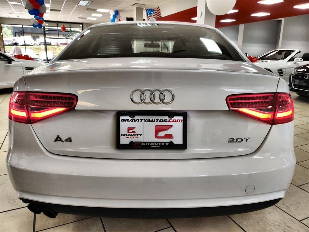 Used 2013 Audi A4 2.0T Premium | Sandy Springs, GA