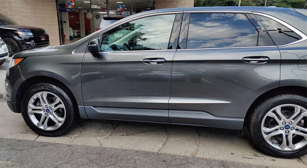 Used 2016 Ford Edge Titanium | Sandy Springs, GA