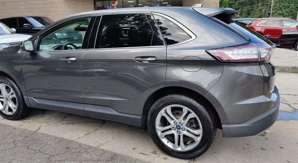 Used 2016 Ford Edge Titanium | Sandy Springs, GA