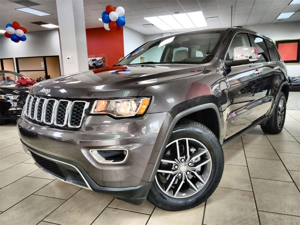 Used 2017 Jeep Grand Cherokee Limited | Sandy Springs, GA