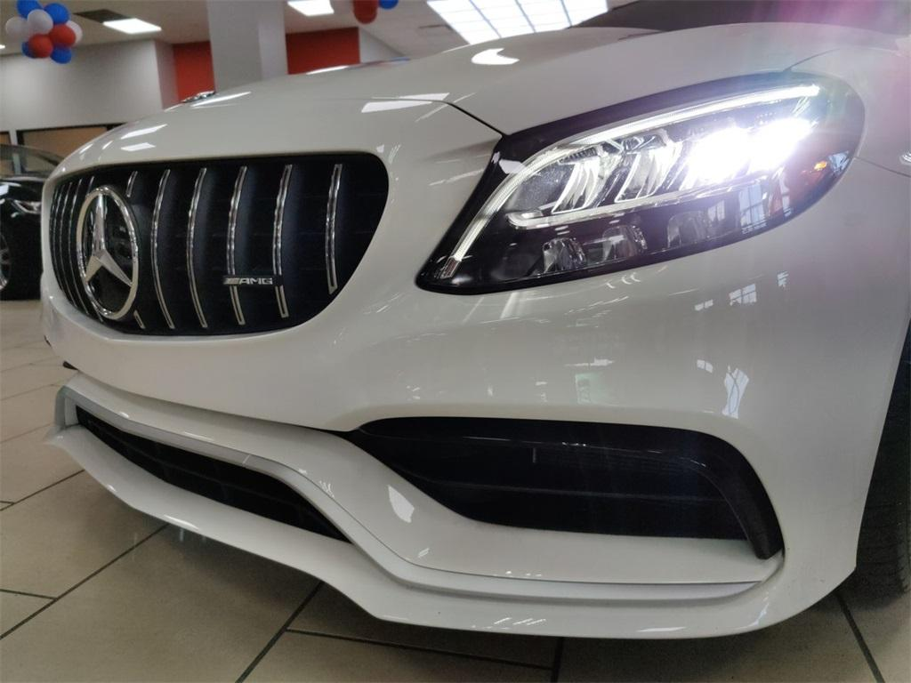 Used 2020 Mercedes-Benz C-Class C 63 AMG | Sandy Springs, GA