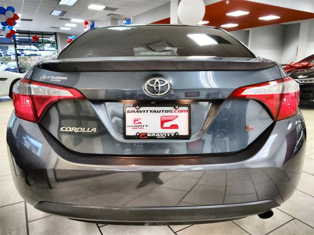 Used 2015 Toyota Corolla S | Sandy Springs, GA