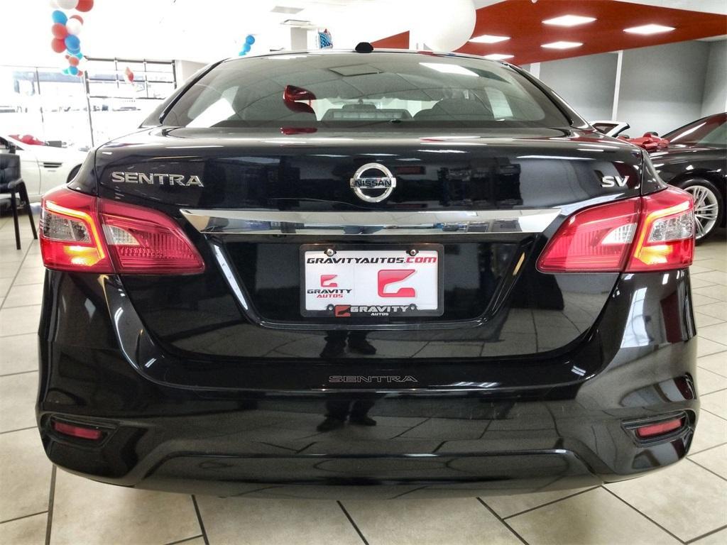 Used 2018 Nissan Sentra SV   Sandy Springs, GA