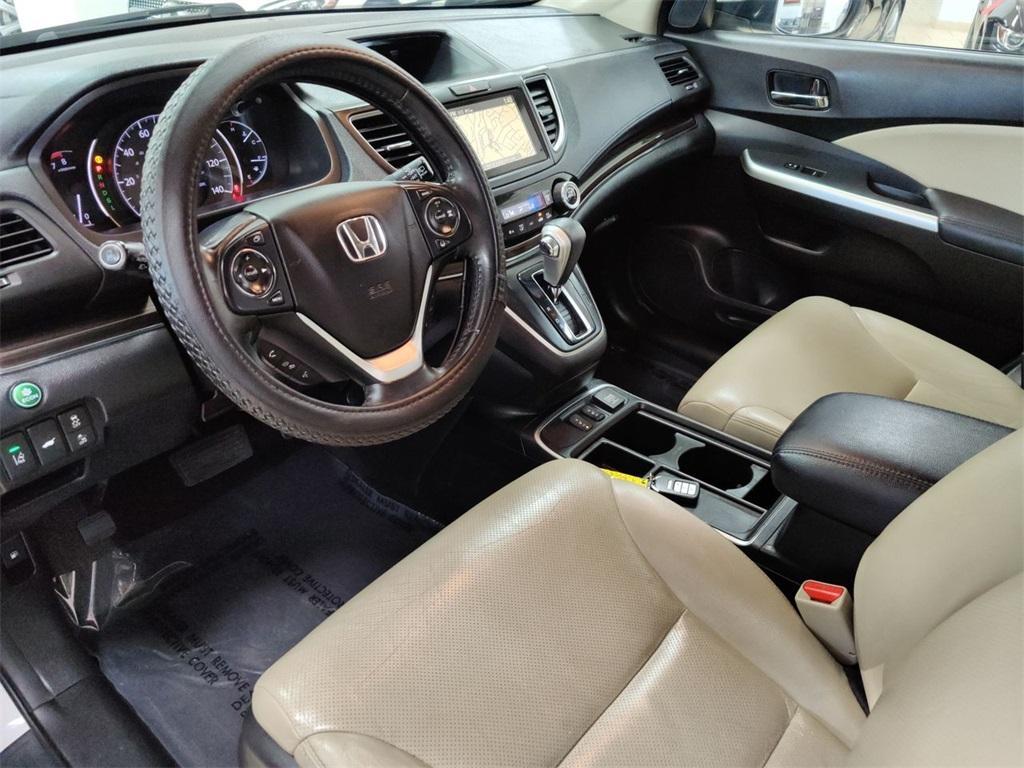 Used 2016 Honda CR-V Touring | Sandy Springs, GA