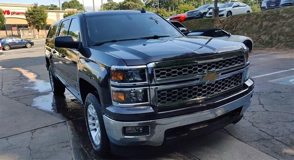 Used 2015 Chevrolet Silverado 1500 LT | Sandy Springs, GA