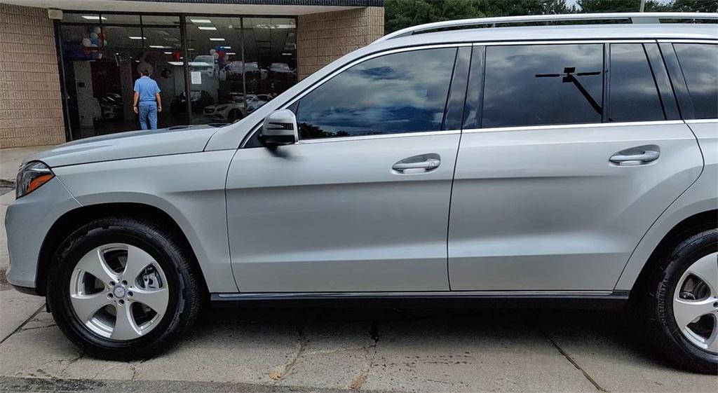 Used 2017 Mercedes-Benz GLS GLS 450 | Sandy Springs, GA