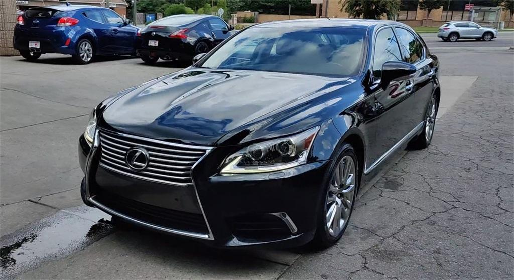 Used 2017 Lexus LS 460 | Sandy Springs, GA