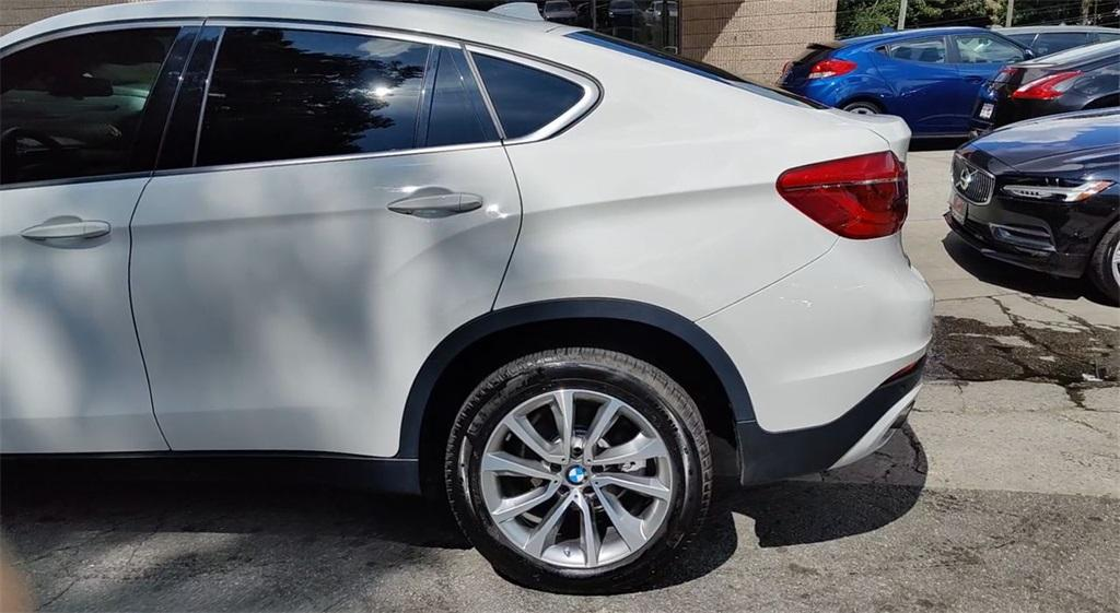 Used 2017 BMW X6 xDrive35i | Sandy Springs, GA