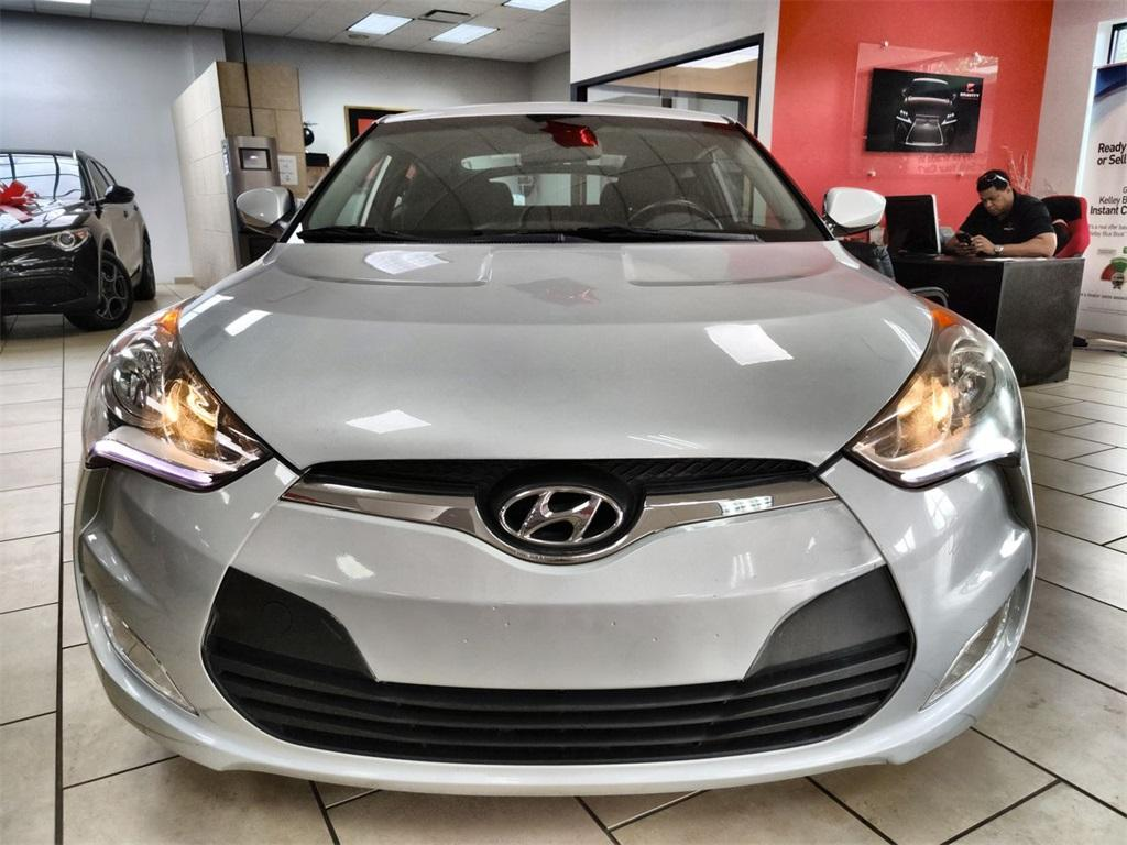 Used 2017 Hyundai Veloster  | Sandy Springs, GA