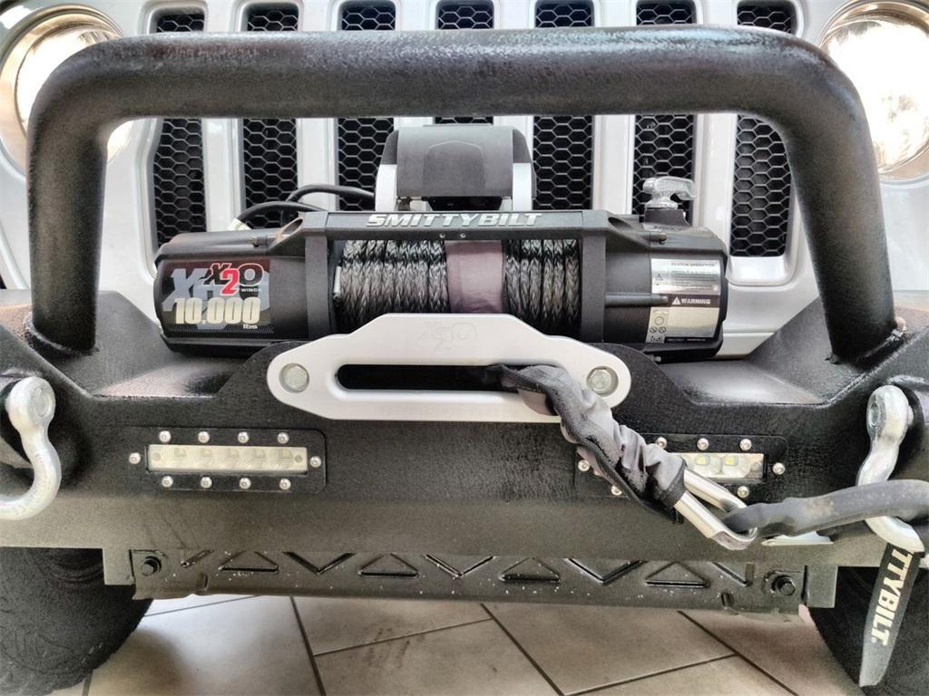 Used 2018 Jeep Wrangler Unlimited Sahara | Sandy Springs, GA