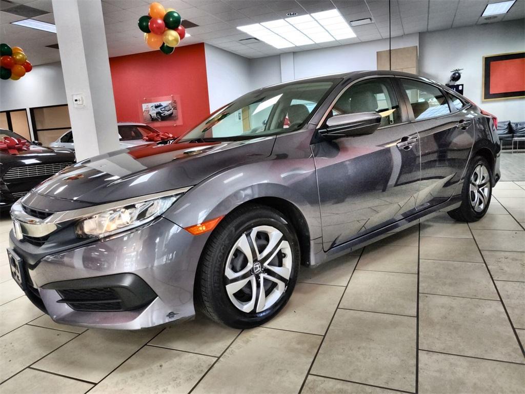 Used 2018 Honda Civic LX | Sandy Springs, GA