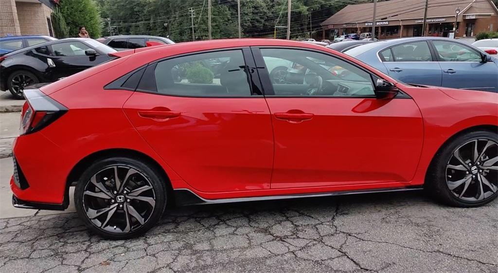 Used 2018 Honda Civic Sport | Sandy Springs, GA