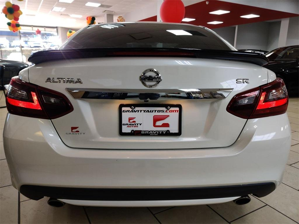 Used 2017 Nissan Altima 2.5 SR | Sandy Springs, GA