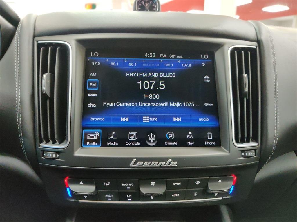 Used 2017 Maserati Levante S | Sandy Springs, GA