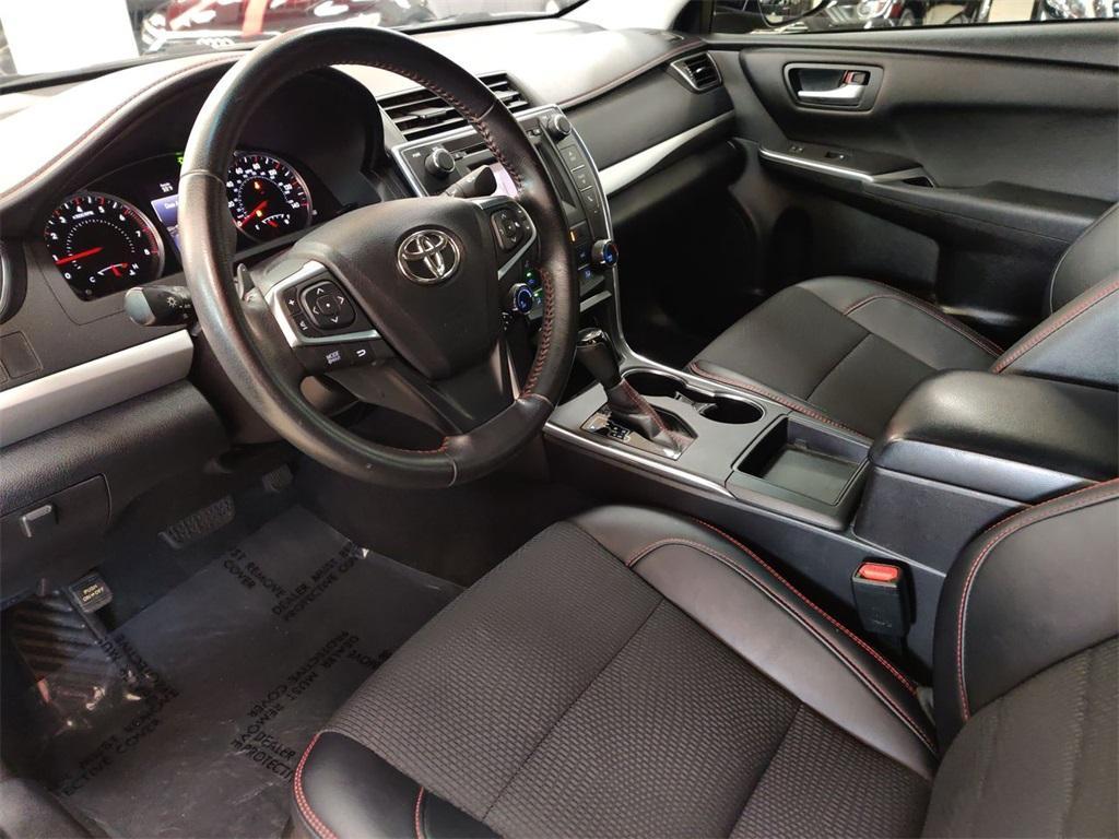 Used 2016 Toyota Camry SE | Sandy Springs, GA