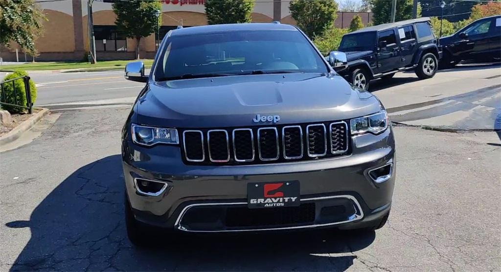 Used 2017 Jeep Grand Cherokee Limited | Sandy Springs, GA