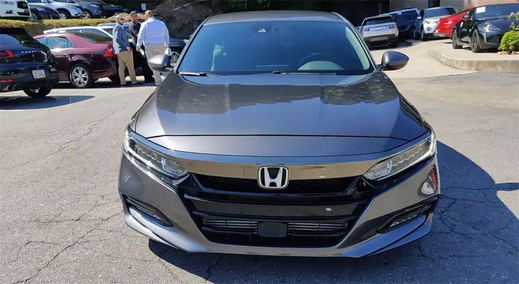 Used 2018 Honda Accord Sport   Sandy Springs, GA
